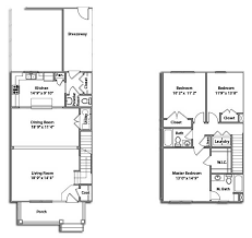 erie station village rochester ny townhouse floorplans