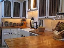 Rustic Wood Laminate Flooring Wooden Kitchen Countertops Cost Beige Fabric Windows Blinds Black