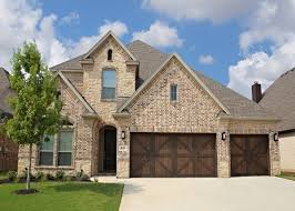 3 car garage door 3 car garage trinity custom homes new homes in fort worth texas