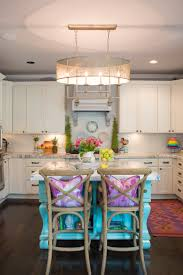 painting a kitchen island how to add a pop of color addison u0027s wonderland