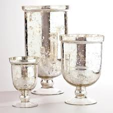 mercury glass candle holders silver mercury glass candle holders whole uk