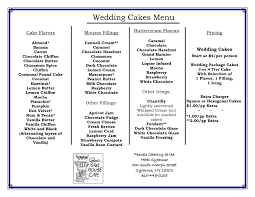 wedding cake flavors and fillings wedding cake flavors on cakes with flavours 17 29097 kakor och