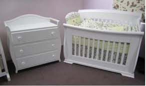 Convertible White Crib Concord Baby Hton Convertible Crib