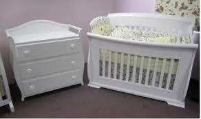 White Convertable Crib Concord Baby Hton Convertible Crib