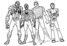 2014 printable spiderman coloring pages coloring point kids