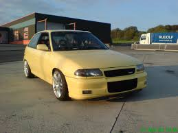 opel modified spikes216 1997 opel astra specs photos modification info at