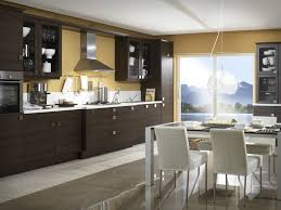kitchen furniture superb cream table and chairs black glass