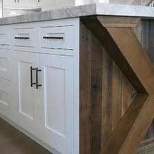 wood island kitchen reclaimed wood kitchen island design ideas