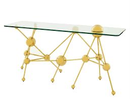 Galileo Help Desk Galileo Console Table Gold Regency Distribution