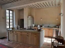 cuisine chateau gîte self catering for rent in chapeau iha 39745