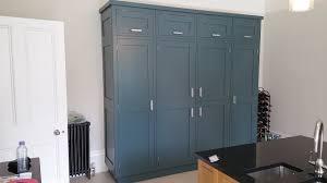 inchyra blue no 289 f u0026b 10 matt spraying oak wardrobe doors