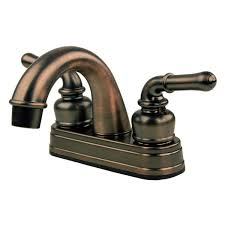 amazon com rv mobile home bathroom sink faucet oil rubbed