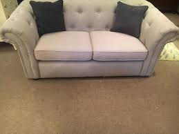 Cloth Chesterfield Sofa by