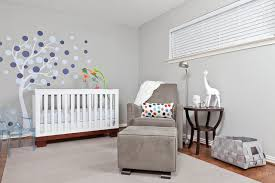 Modern Nursery Decor Furniture Marvelous Modern Nursery Home Interior Design Ideas
