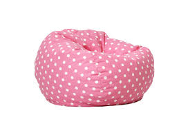decorating unique pink bean bag chair for smooth chair design