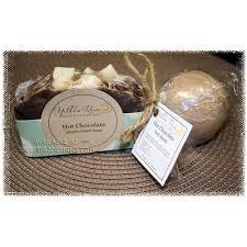 hot chocolate gift basket hot chocolate soap bath bomb set