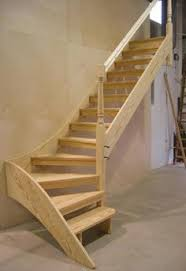 Open Staircase Ideas Open Tread Cut String Staircase Renovation Stairway Pinterest