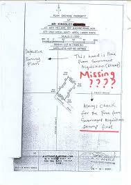 land survey report template top 10 land survey plan scams by fraudulent land surveyors study