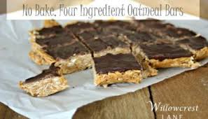 Oatmeal Bars With Chocolate Topping Chocolate Cherry Coconut Bars Norah Pritchard I Willowcrest Lane
