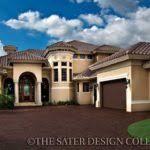sater design montserrat house plan our cottage home building