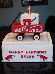 Radio Flyer Turtle Riding Toy Radio Flyer Cake For A 1 Year Old Boy Boys U0027 Birthday Cakes