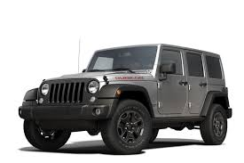 jeep rubicon white 2015 2014 jeep wrangler rubicon x special edition launched in europe