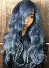 silver hair frosting kit 50 magically blue denim hair colors you will love fashionisers