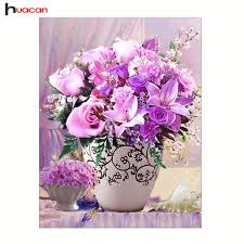 Diamond Home Decor by Online Get Cheap Painting Rose Aliexpress Com Alibaba Group