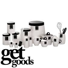 black and white kitchen canisters black and white kitchen canisters lesmurs info
