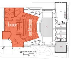 design a plan theater design 7 basic rules for designing a good theater arch2o com