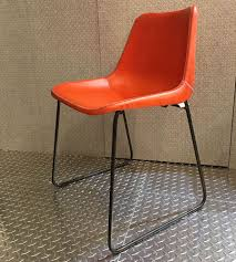 Orange Leather Chair Orange Leather The New Leather Color For Sol U0026luna