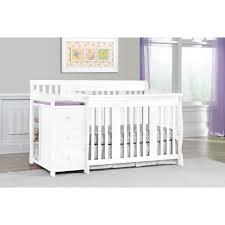 Disney Princess Convertible Crib Convertible Cribs Contemporary Bedroom Eco Friendly Orange Baby
