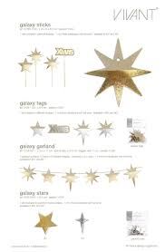galaxy sticks vivant decoration products and luxury packaging