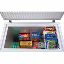 haier 7 1 cu ft capacity chest freezer white hf71cw20w walmart com