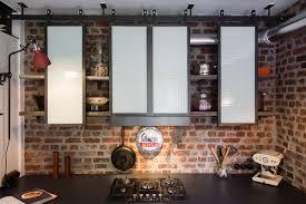 cuisine industriel meuble de cuisine industriel industriel cuisine par