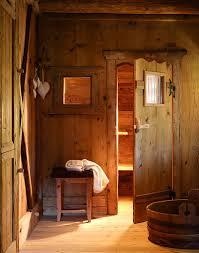 Log Cabin Interior Doors Rustic Log Cabin Design With Stunning Interiors