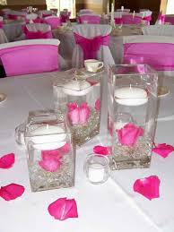 decorations for table decorations for wedding on budget cool decorating with diy