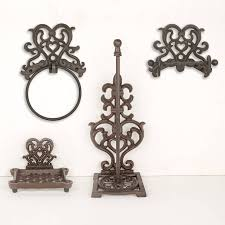Heart Bathroom Accessories Period Style Cast Iron Bathroom Range Bathroom Essentials