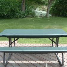 fitted picnic table covers fitted picnic tablecloth lv condo
