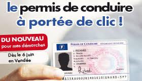 bureau des permis de conduire de la pr馭ecture de effectuer une demande de permis de conduire en ligne en quelques