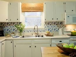 diy kitchen backsplash ideas diy kitchen backsplash to create scenery on the wall home design