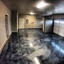 interior floor ideas for garage best painted garage floors ideas