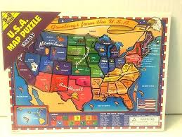 us map puzzle wood wood usa map etsy usa map puzzle etsy gift guide for thor my