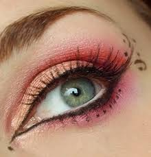 henna eye makeup 77 best images on beauty makeup eye makeup