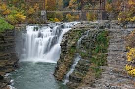 Map Of Letchworth State Park by Autumn Images At Letchworth State Park