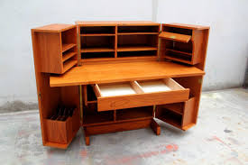 space saving hideaway desk for your office u2013 univind com