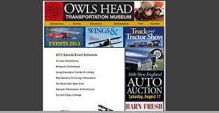 Owls Head Transportation Museum Barn Fresh Honey Letstakearoadtrip