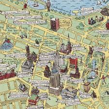 Street Map Of Boston by Scott Maps The Life U0026 Work Of Alva Scott Garfield 1902 1993