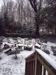 Backyard Milton - winter storm jonas photos wgmd