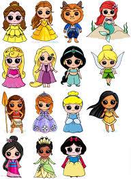 imagenes de monitas kawaii drawsocute art pinterest kawaii princesas y dibujo